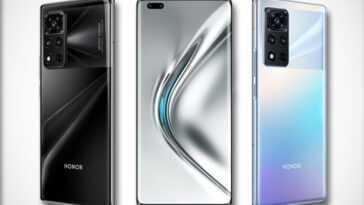 Honor V40 5g Officiel: Au Revoir Huawei, Bonjour Google?
