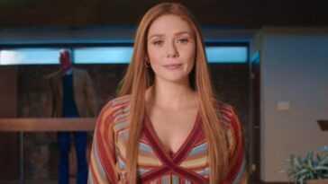 """""""WandaVision"""" Chapitre 3: explication de la fin de Scarlet Witch et Vision 1x03"""