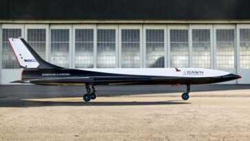 Dawn Aerospace A Pour Objectif De Lancer Le Premier Avion