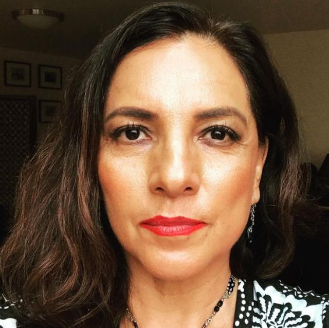 Zaide Silva Gutiérrez - Lucía (Photo: Instagram)