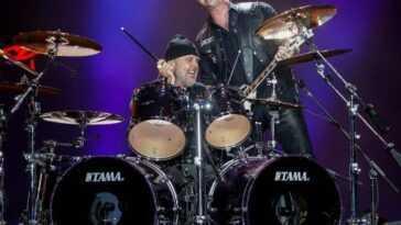 Lars Ulrich parle des progrès réalisés sur le nouveau matériau Metallica