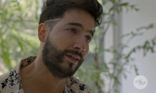 Charly sauvera la famille de Yeimi et demandera leur pardon.  Sera-ce sincère?  (Photo: Télévision Caracol)