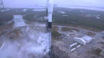 Spacex Retarde Le Lancement De 143 Satellites Sur Une Seule