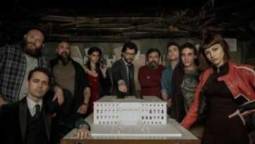 7 séries à regarder sur Netflix si vous manquez La Casa de Papel