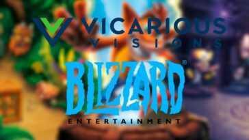 Le développeur Vicarious Visions fusionne avec Blizzard