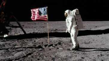 Les Atterrisseurs Apollo, L'empreinte De Neil Armstrong Et D'autres Artefacts