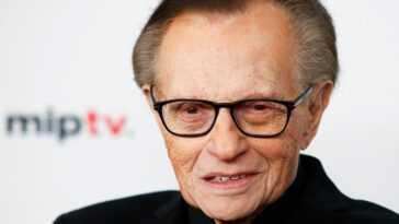 Larry King décède à 87 ans