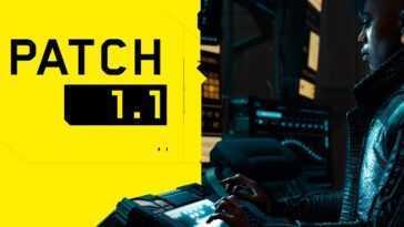 """Le patch 1.1 """"Cyberpunk 2077"""" est enfin arrivé"""
