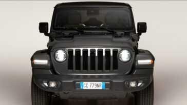 Le Jeep Wrangler 4xe Maintenant Disponible Sur Les Principaux Marchés