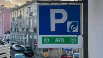 Approuvé. Emel Suspend Le Paiement Du Stationnement à Lisbonne