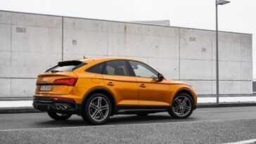 Audi Renouvelle Les Modèles Q5 Sportback Et Sq5 Sportback