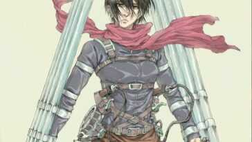 «Attack On Titan» célèbre son dernier épisode avec Mikasa