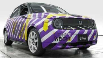 Honda E Drag. Le Futur Roi électrique Des Courses De Dragsters?