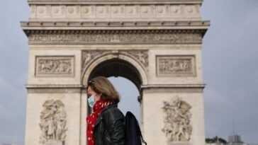 La France Signale 4240 Nouvelles Infections Et 449 Décès Par