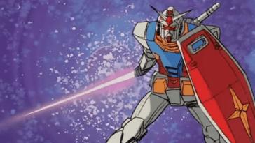 La Série Originale De Mobile Suit Gundam Est Maintenant En