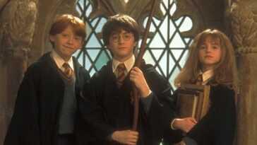 Une Série Télévisée `` Harry Potter '' Est En Cours