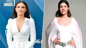 Millie Bobby Brown est la princesse Leia: l'incroyable Deepfake qui est devenu viral