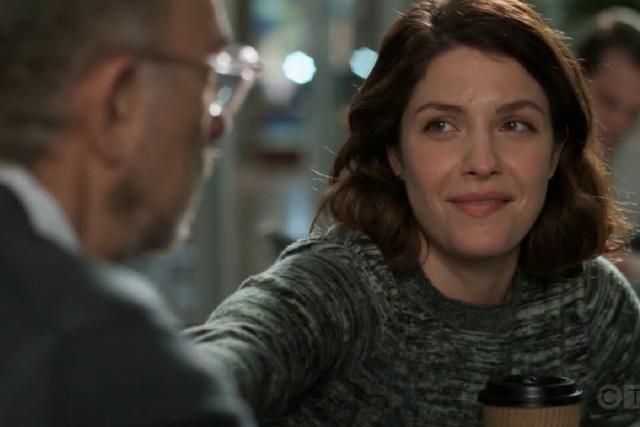 """Glassman et Lea ont clarifié les choses dans cet épisode de """"The Good Doctor"""" (Photo: ABC)"""