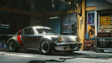 Cyberpunk 2077: Comment Obtenir Johnny Silverhands Porsche 911 Ii Turbo
