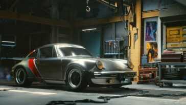 Cyberpunk 2077: Comment Obtenir Johnny Silverhands Porsche 911 Ii Turbo