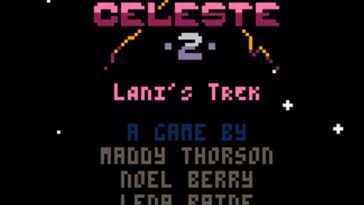 """""""Celeste Classic"""" lance la suite du jeu par navigateur """"Lani's Trek"""""""