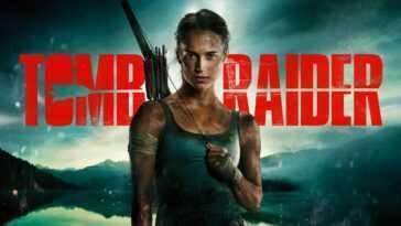 Tomb Raider 2 Avec Alicia Vikander Alors Que Lara Croft