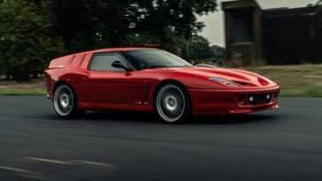 Vous Vous Souvenez De La Ferrari «carrinha Do Pão»? Ouais,