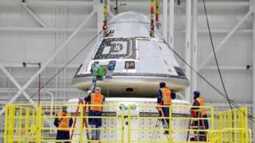 Boeing Prévoit Un Lancement Le 25 Mars Pour Le Prochain