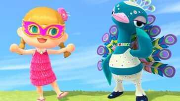 """""""Animal Crossing: New Horizons"""" annonce la prochaine mise à jour"""