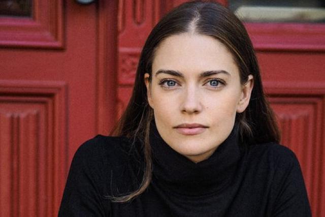 "Laura Berlin jouera Emma de Normandie dans ""Vikings: Valhalla"" (Photo: Netflix)"