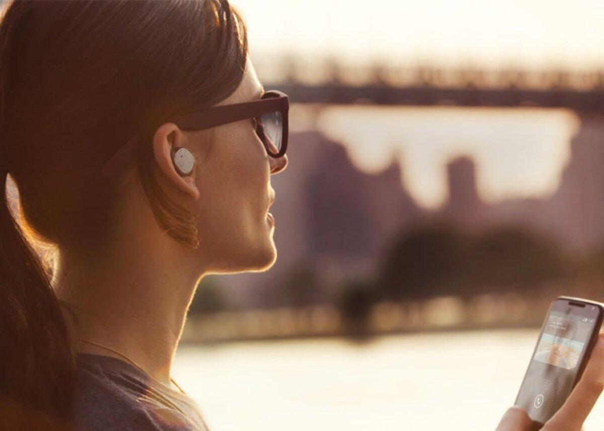 Écouteurs Bluetooth sur Android