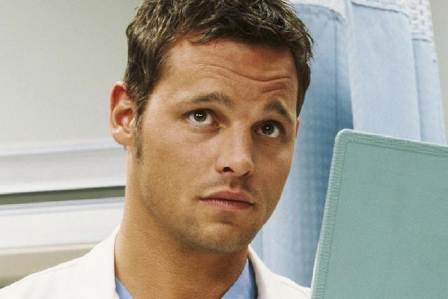 """Justin Chambers a joué Alex Karev jusqu'à la saison 16 de """"L'anatomie de Grey"""" (Photo: ABC)"""