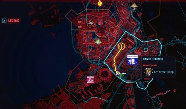 Cyberpunk 2077: Comment trouver la légendaire tenue Fixer - Guide (solution)