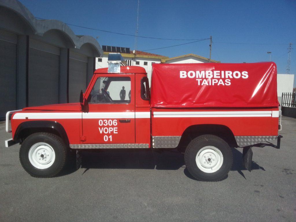 Pompiers VOPE