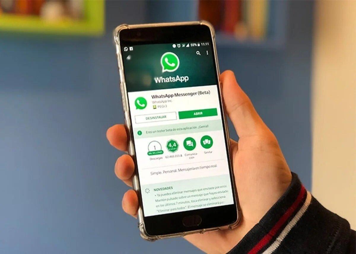 seniors WhatsApp