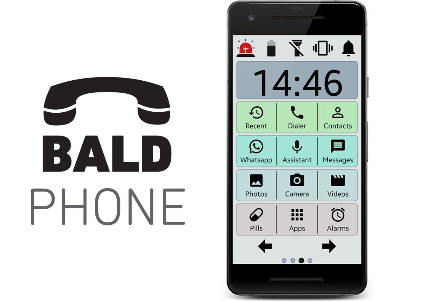 Téléphone BALD