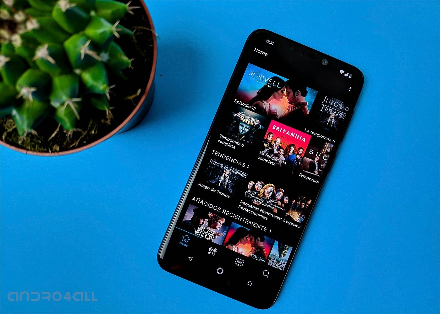 HBO pour Android