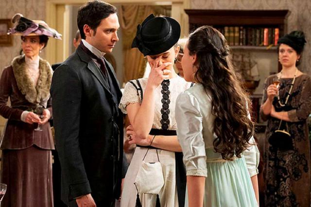 Quelle série ou telenovela occupera la fin de «Acacias 38»? (Photo: RTVE)