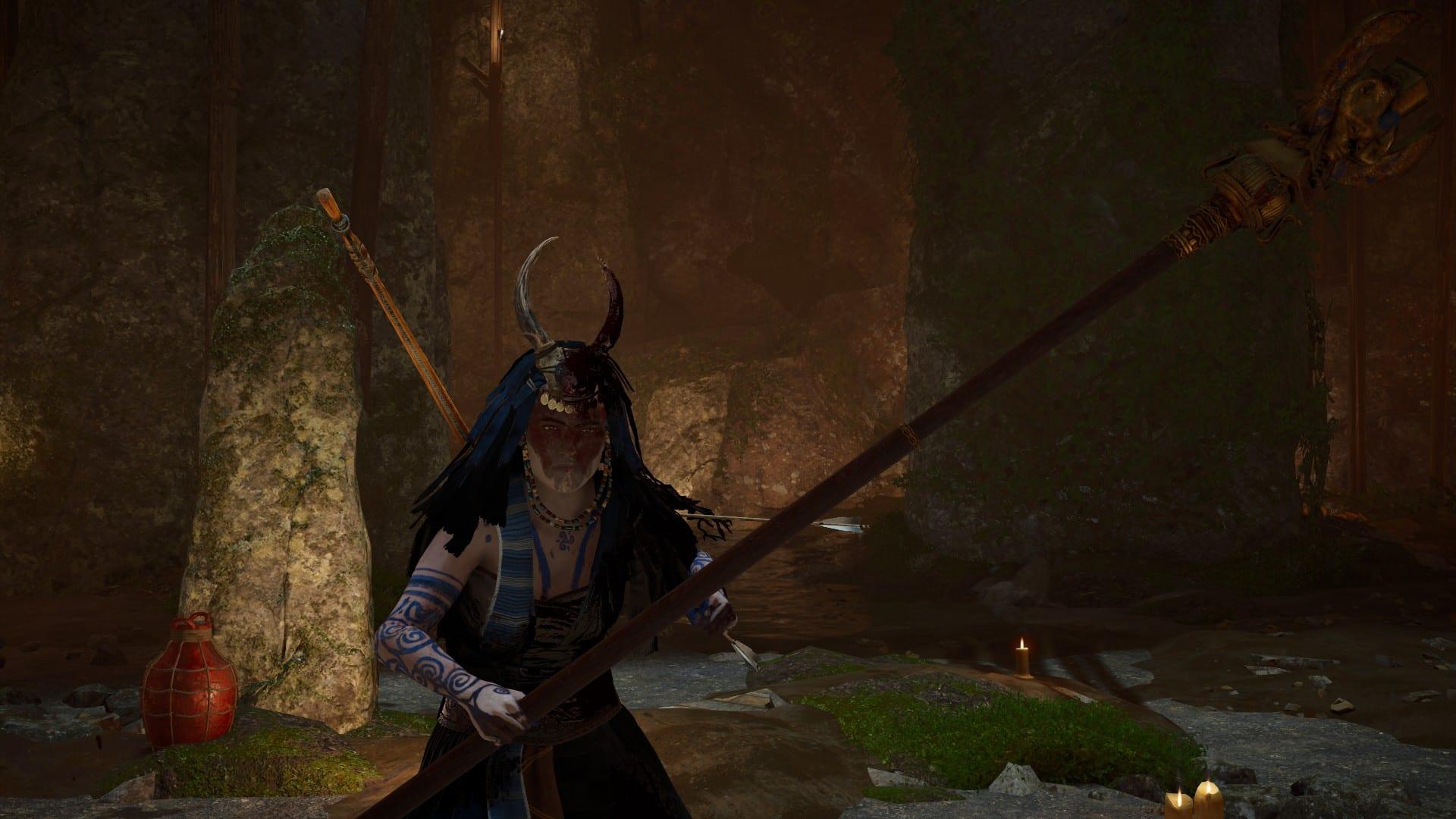 Assassin's Creed Valhalla: tuer Modron ou le laisser vivre?  - Guide (solution)