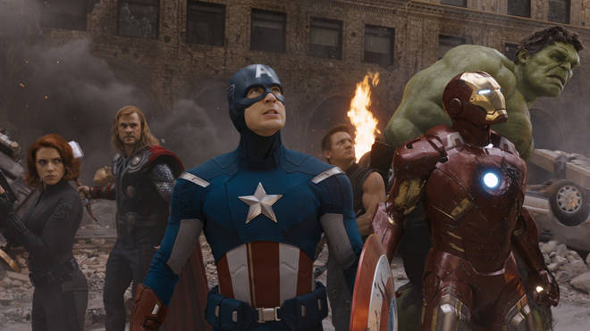Les Avengers de Marvel (2012)