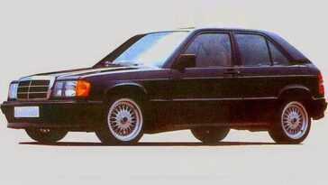 190e City. Le Rival De Golf Mercedes Benz N'a Jamais Produit