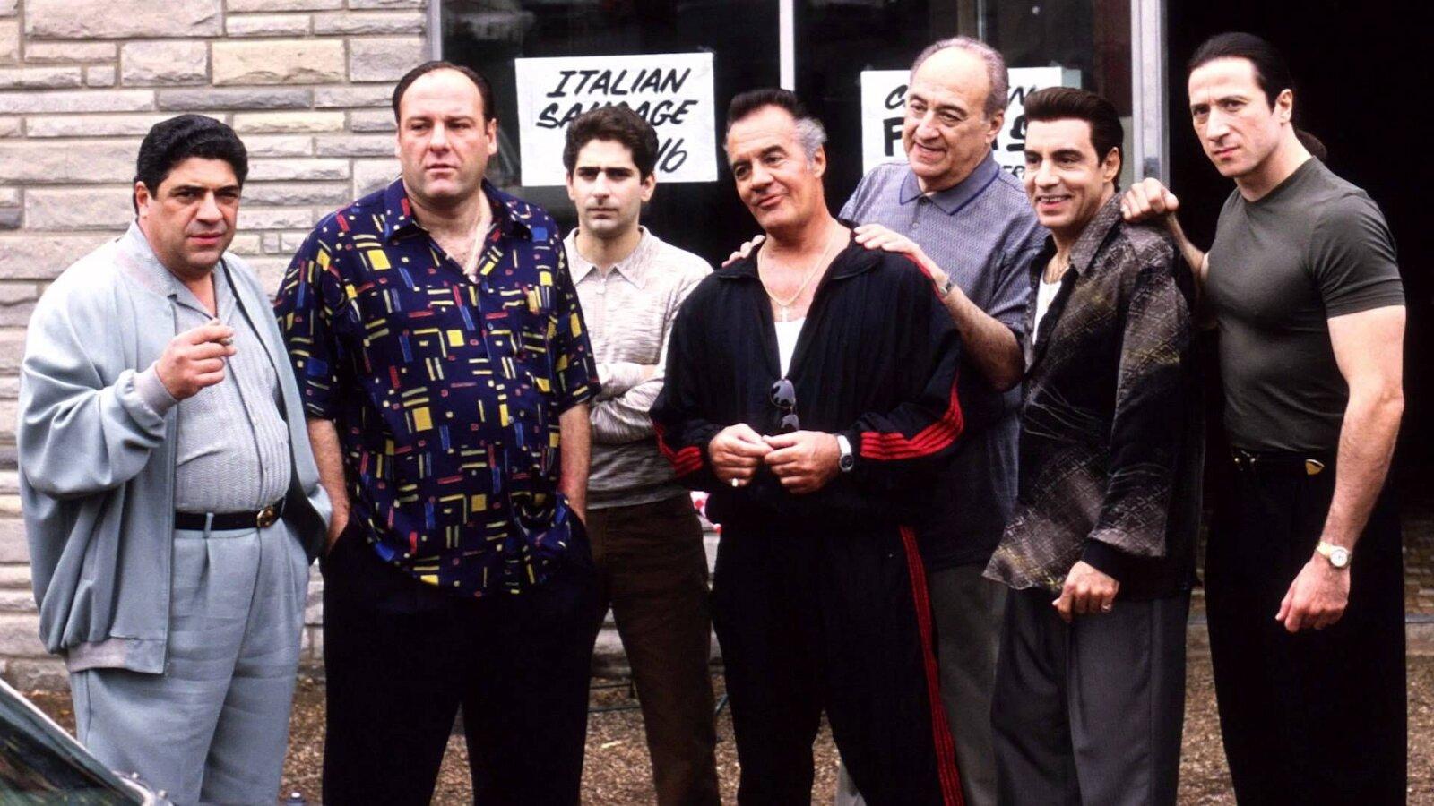 5 séries Netflix comme Les Sopranos