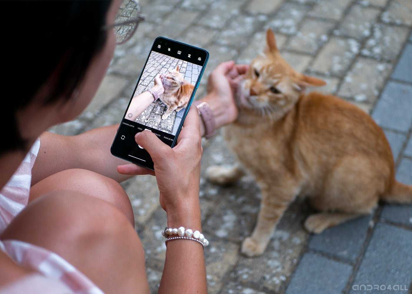 Caméra OnePlus Nord
