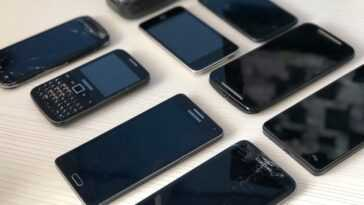 Recycler les mobiles