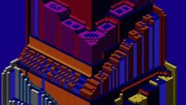 Aléatoire: ce speedrun zoomé de Snake Rattle 'N' Roll montre des secrets sympas dans les coulisses
