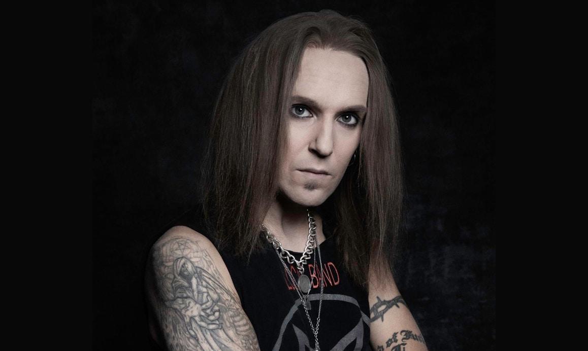 Alexi Laiho, Chanteur Et Fondateur De Children Of Bodom, Décède