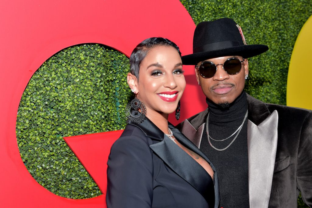 Crystal Smith and Ne-Yo