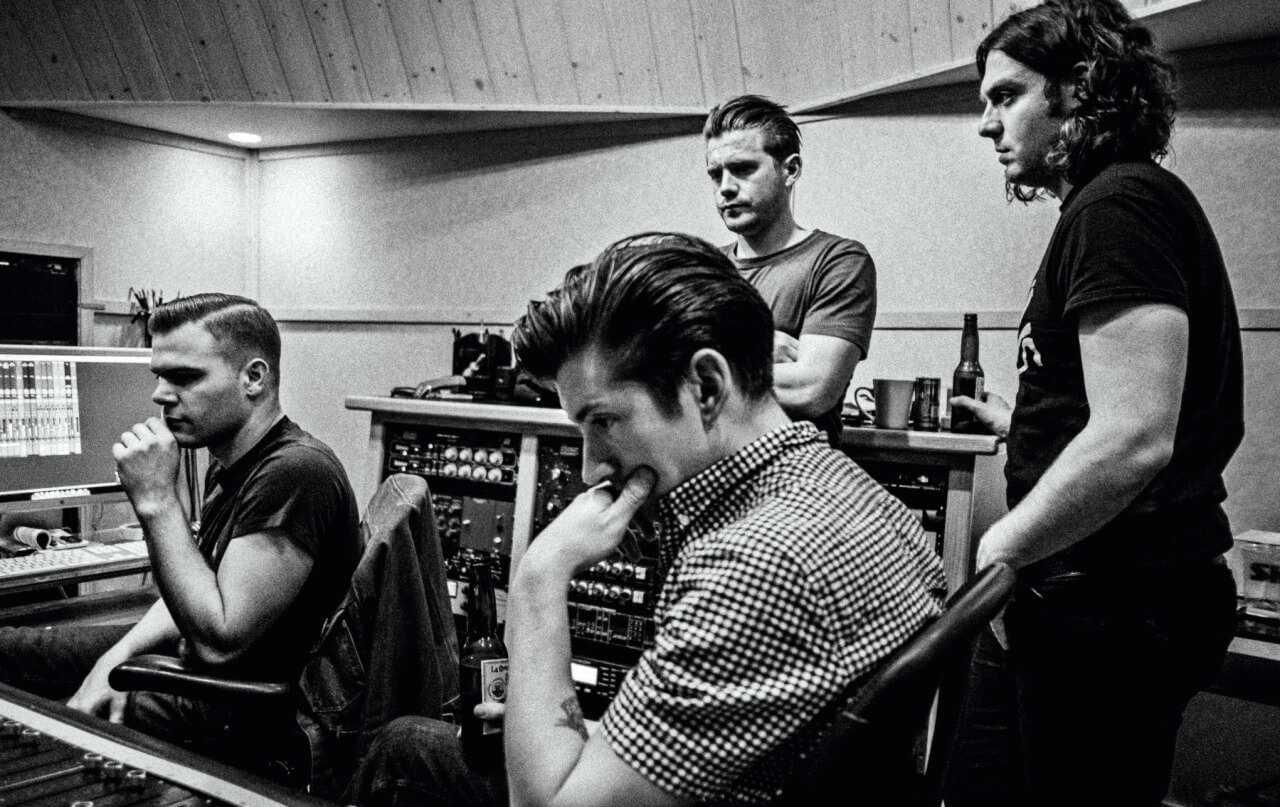 Arctic Monkeys Est Sur Le Point De Travailler Sur Son