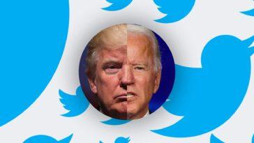 Au Revoir Trump: à Partir D'aujourd'hui, Le Profil Twitter Du