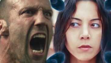 Aubrey Plaza Promet De Détruire Jason Statham Dans Le Nouveau